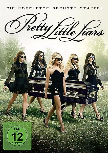 Pretty Little Liars - Die komplette sechste Staffel