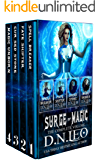 Surge of Magic: The Complete Volume (Elements Book 1)