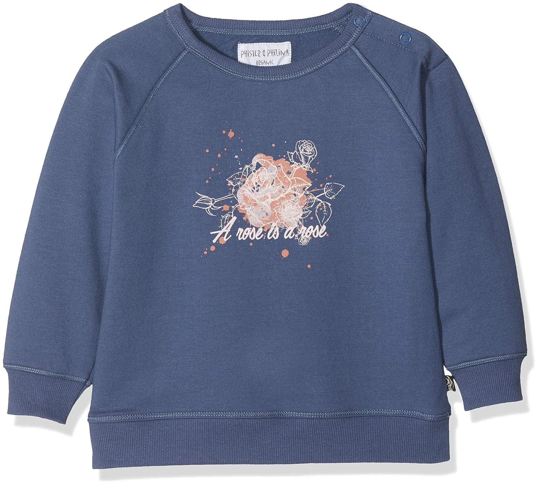 Phister /& Philina Baby-M/ädchen Sweatshirt Edel Print