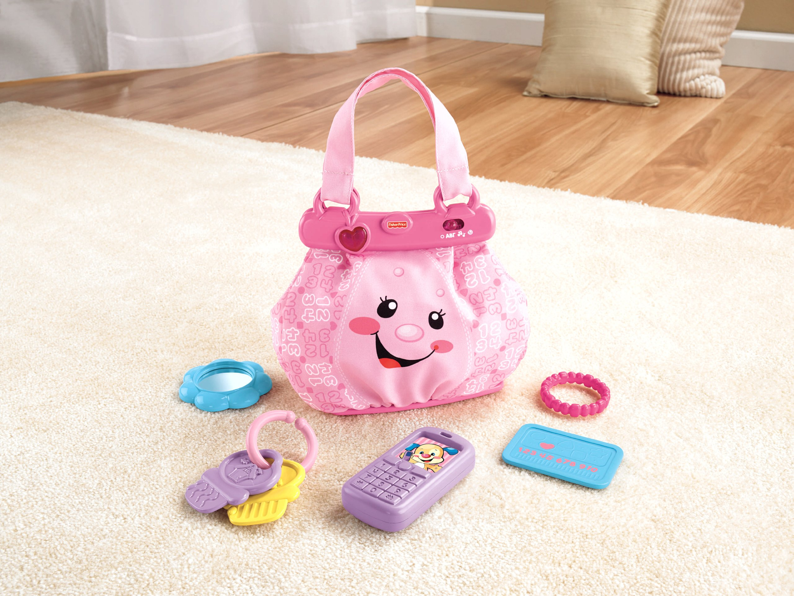 Fisher-Price Laugh & Learn My Pretty Learning Purse by Fisher-Price (Image #4)