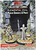 Gale Force Nine D&D Elemental Evil Marlos Urnrayle and Earth Priest 2 Figs Miniatures