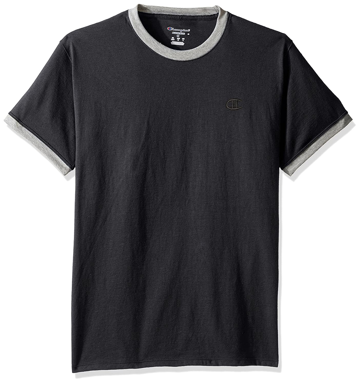 0c886030a65c Amazon.com: Champion Men's Classic Jersey Ringer Tee: Clothing