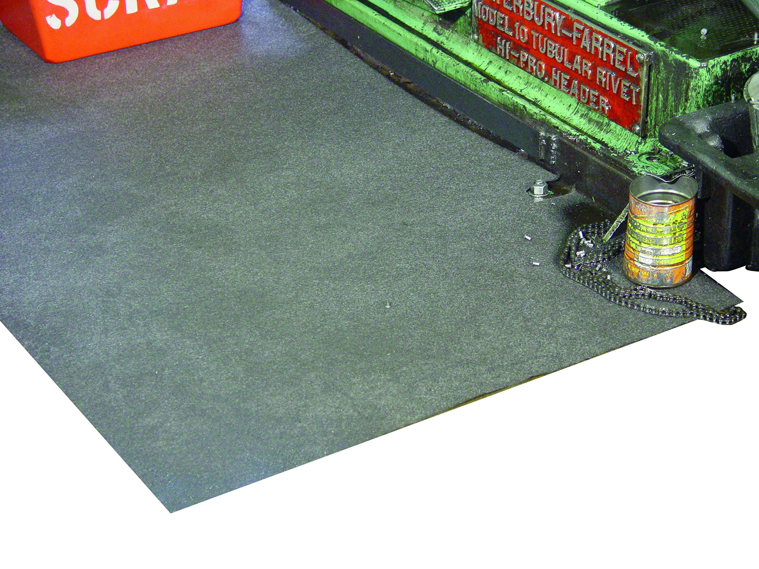 SPC BSM100 Universal Class, 100' Length, 36'' Width Roll Configuration, Barrier Spill Matting