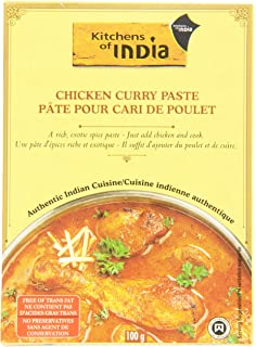 Charming Kitchens Of India Chicken Curry Paste, 100g