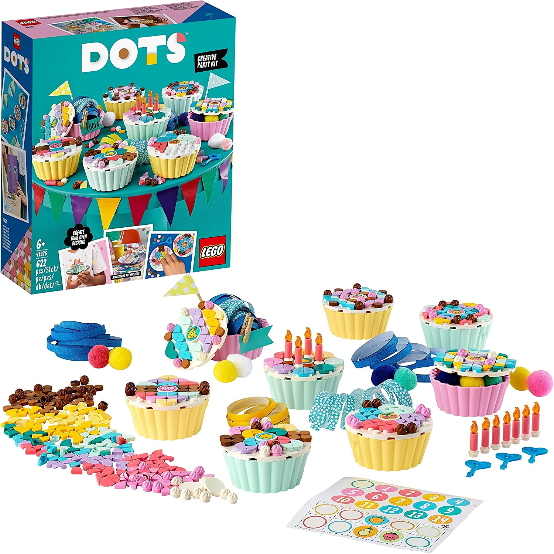 レゴ(LEGO) ドッツ スウィートカップケーキパーティセット 41926