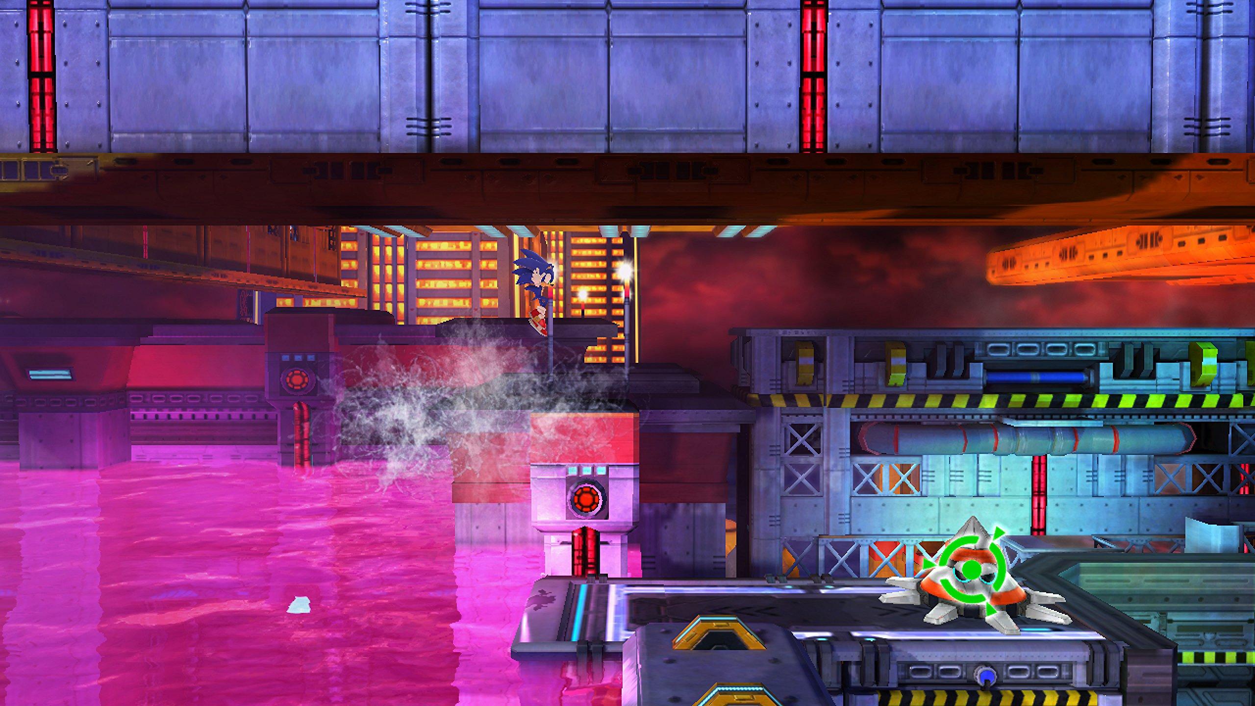Sonic Generations - Nintendo 3DS by Sega (Image #20)
