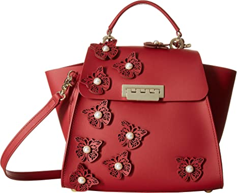 Outlet Footaction Zac Zac Posen Eartha floral appliqué backpack Sale Cheapest Price Discount Outlet Locations Excellent Sale Online Best Price mM1YFCUU