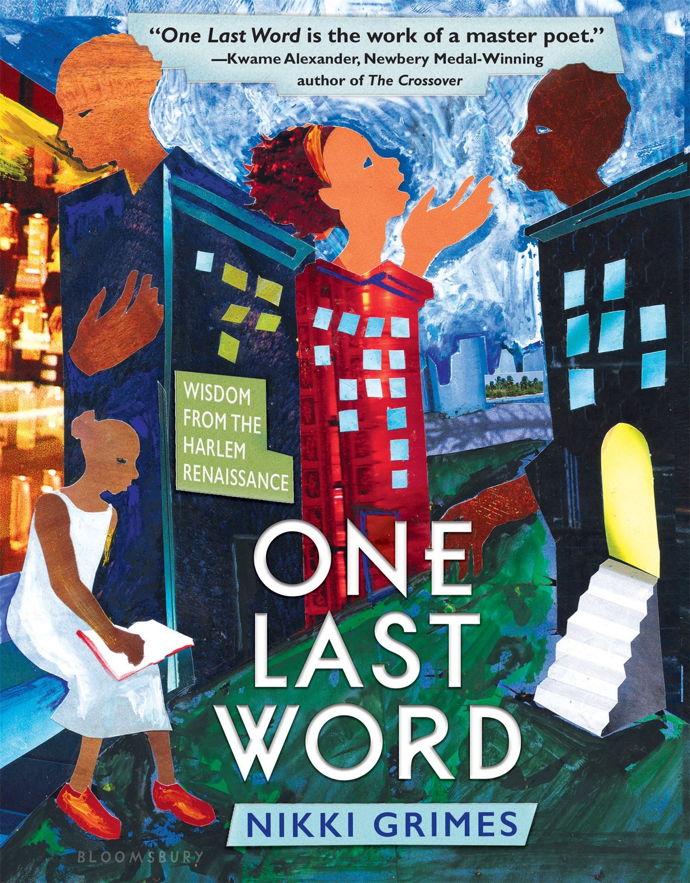 One Last Word  bookcover