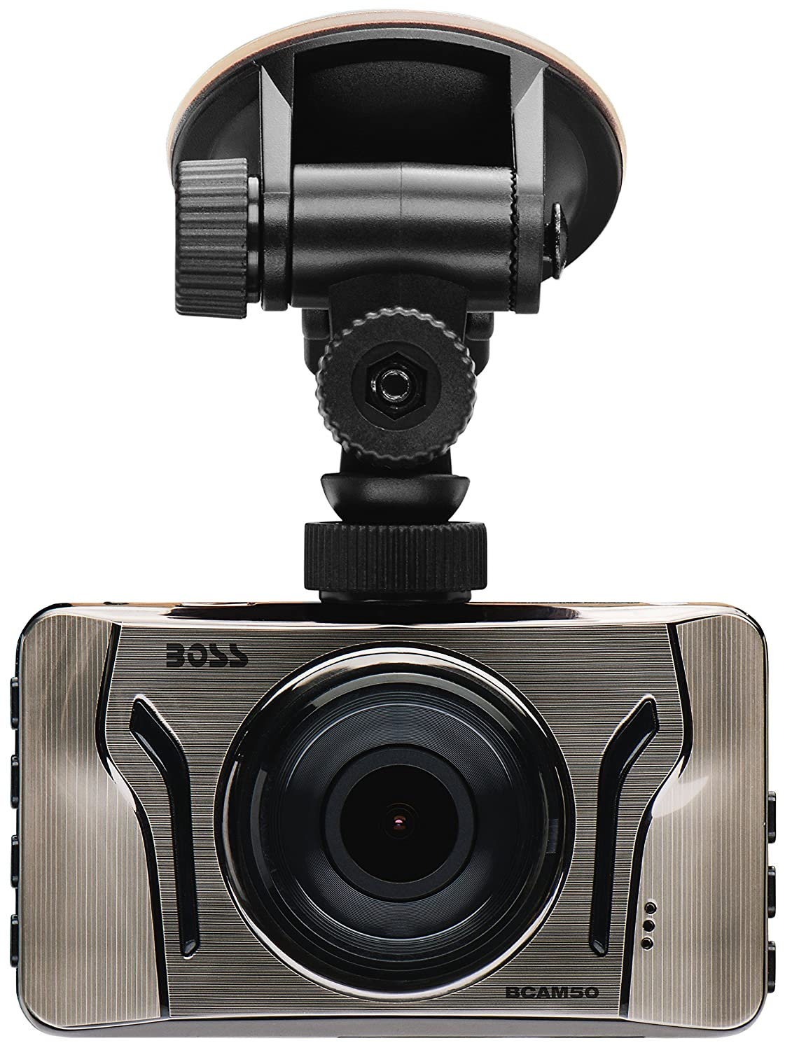 BOSS Audio BCAM50 Car DVR System Featuring a 3 Inch Screen and and included 8GB SD Card