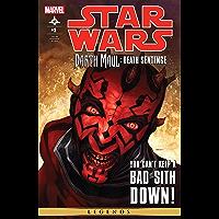 Star Wars: Darth Maul - Death Sentence (2012) #1 (of 4) (English Edition)