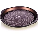 TeChef - Stovetop Korean BBQ Non-Stick Grill Pan with New Safe Teflon Select Non-Stick Coating (PFOA Free) (Grill Pan)
