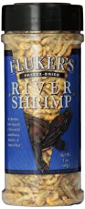 Fluker's Freeze-Dried River Shrimp