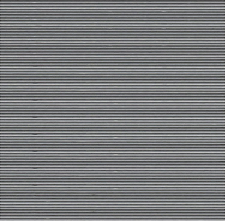 Miniripp Gummil/äufer in Grau 20 Gr/ö/ßen w/ählbar 100x500cm