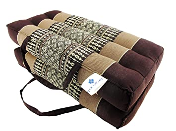 Amazon.com: Blue Orchid Thai Kapok Almohada plegable bloque ...