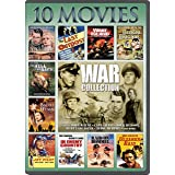 War, 10-Movie Collection: The Eagle and The Hawk / The Last Outpost / Bengal Brigad / Jet Pilot / Ulzana's Raid / To Hell and