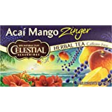 Celestial Seasonings Acai Mango Zinger Tea, 20 ct