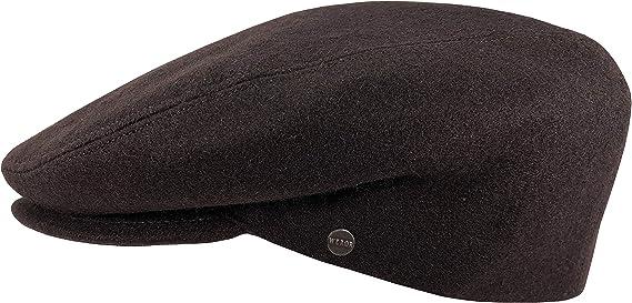 WEROR Herren /& Damen Flatcap Schieberm/ütze Schirmm/ütze M/ütze 116.1