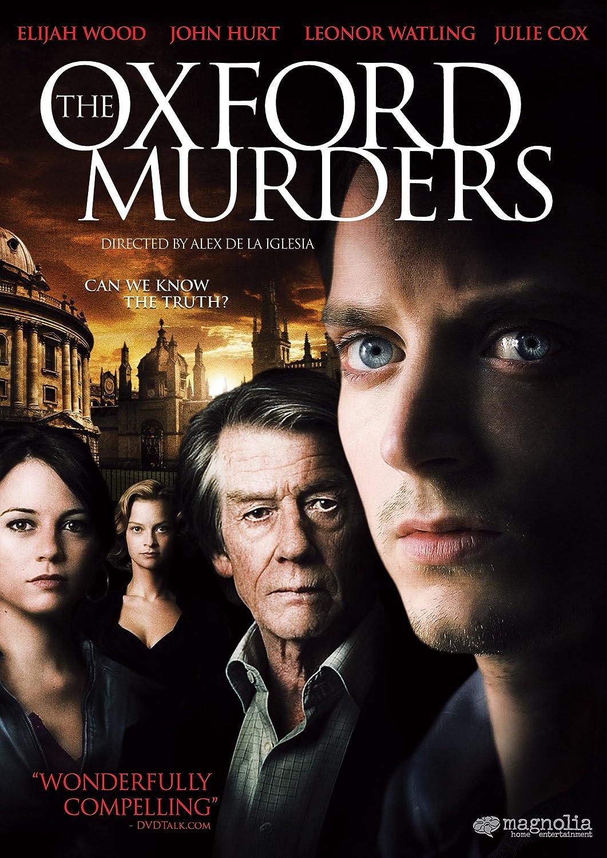 Αποτέλεσμα εικόνας για the oxford murders υποθεση