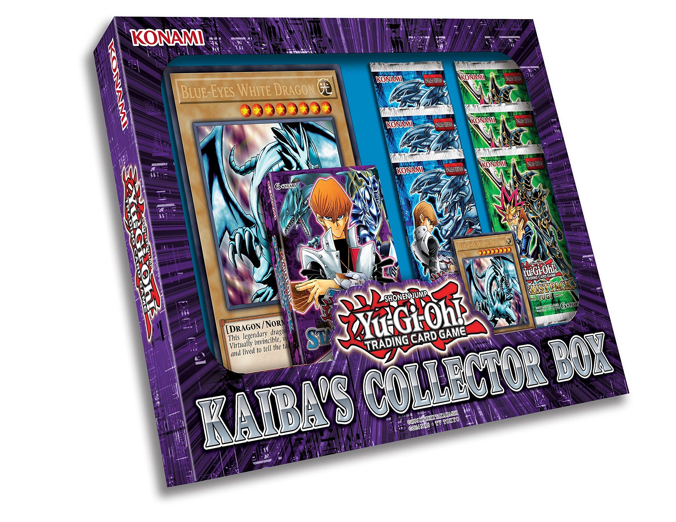 Yu-Gi-Oh! TCG: Kaiba Collectors Box by Yu-Gi-Oh!