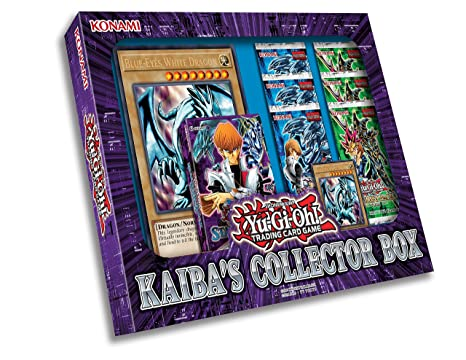Yu-Gi-Oh! CCG: Kaibas Collector Box