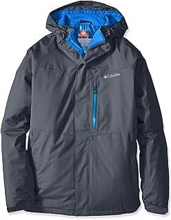 Columbia Mens Big-Tall Alpine Action Jacket