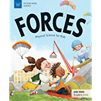 Forces: Physical Science for Kids (Picture Book Science) (English Edition)