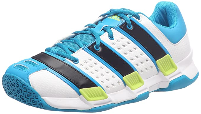 Amazon.com: Adidas Court Stabil 5 Indoor Court Shoes - 13.5 ...