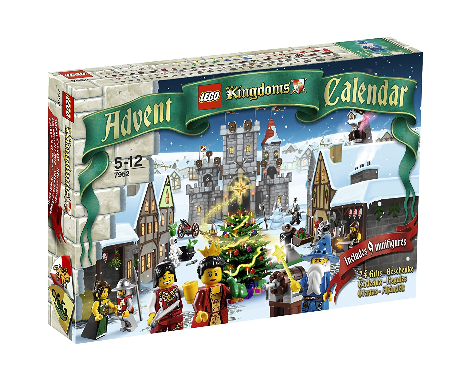 LEGO Kingdoms 7952 – Advent Calendar