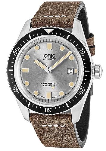 Oris Divers Sixty-Five Reloj de hombre automático 42mm 01 733 7720 4051-LS02: Oris: Amazon.es: Relojes
