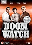Doomwatch - Series 1-3 The Remaining Episodes [DVD]