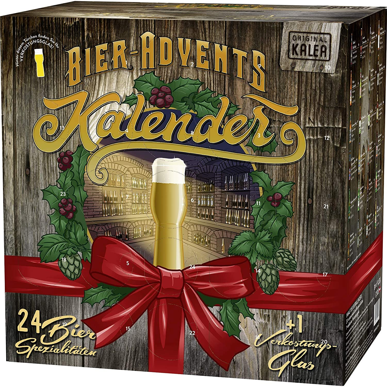 Bier Adventskalender für Männer