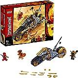 LEGO Ninjago Cole's Dirt Bike 70672 Building Kit
