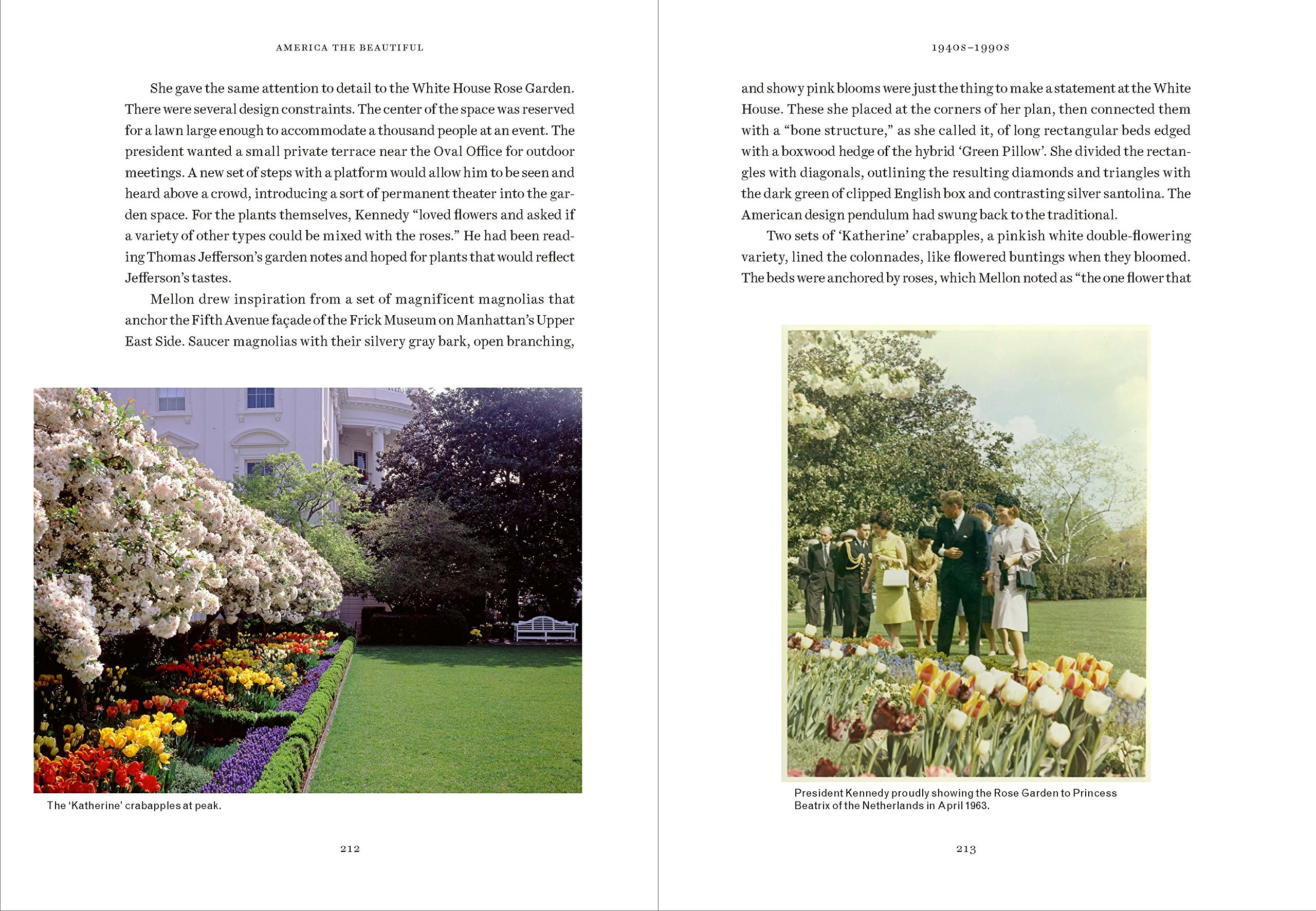 Terrace garden details - Amazon Com All The Presidents Gardens Madison S Cabbages To Kennedy S Roses How The White House Grounds Have Grown With America 9781604695892 Marta