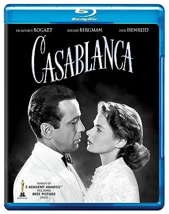 a395bb13c04ff Amazon.com  Casablanca (70th Anniversary Edition)  Blu-ray ...