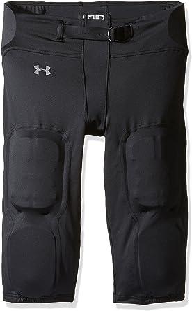 Amazon Com Pantalones De Futbol Americano Para Ninos De La Marca Under Armour Clothing