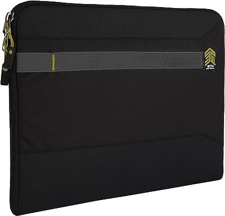 13 stm-114-168M-01 STM Summary Laptop Sleeve Black