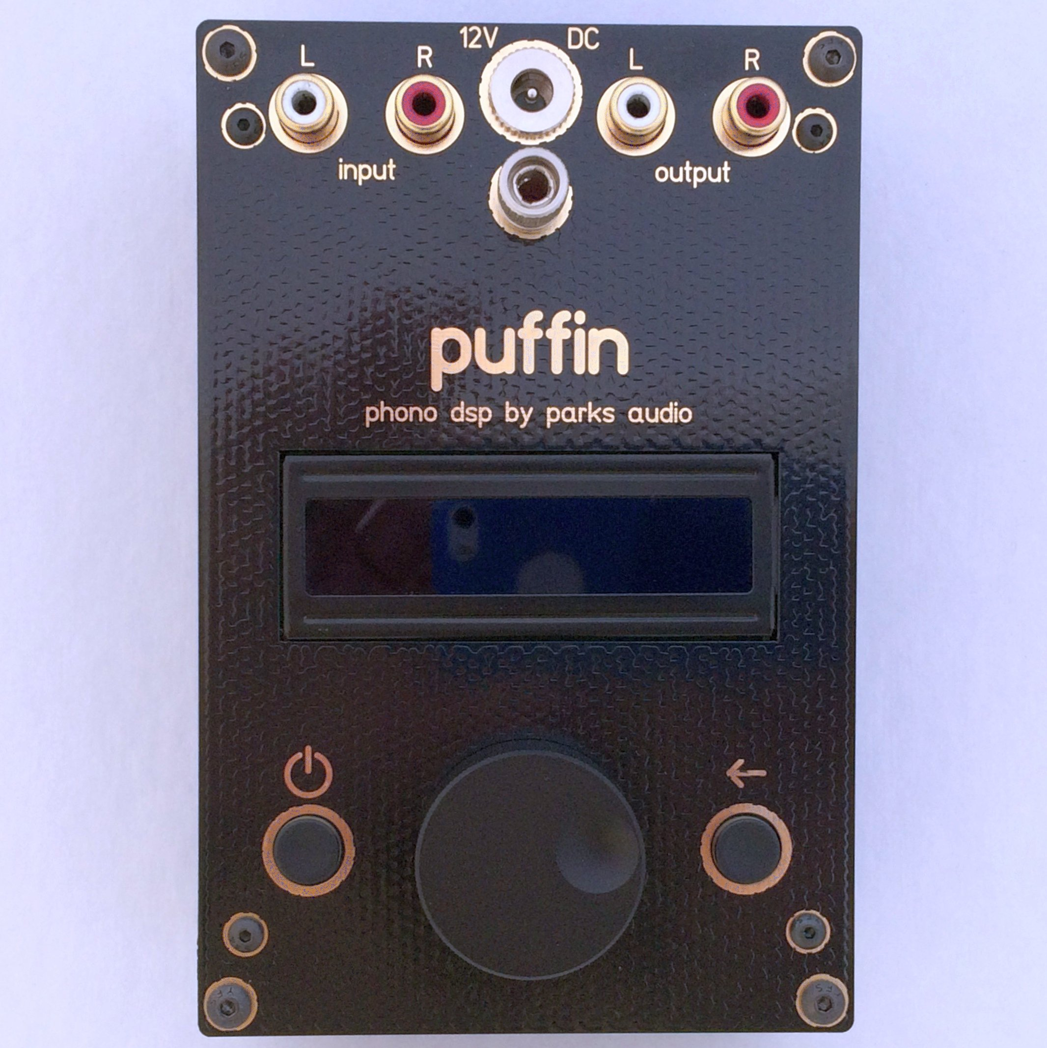 Puffin Phono DSP phono preamp from Parks Audio for all vinyl systems by Parks Audio (Image #3)