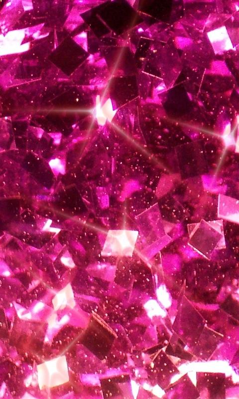 Amazon.com: Pink Diamonds Live Wallpaper: Appstore for Android