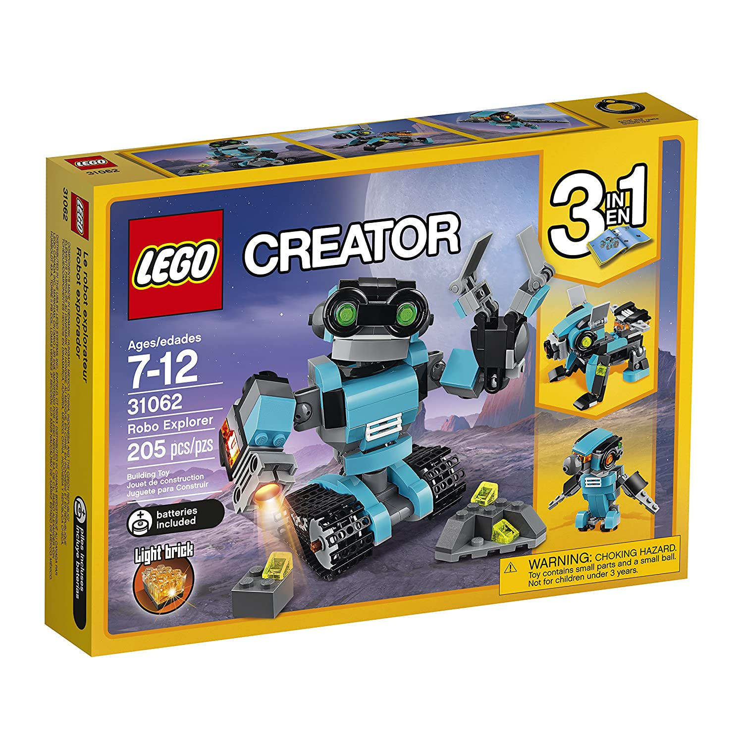 Image result for lego robo explorer
