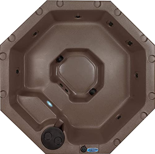 Essential Hot Tubs 11-Jet Integrity Hot Tub, Seats 4-5, Millstone