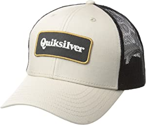new product 9ce5e 79983 Quiksilver Mens Totally Socked Trucker Hat Hat