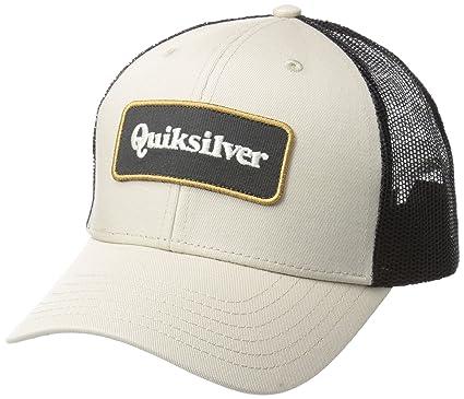 32410dc07ca45 Amazon.com  Quiksilver Men s Totally SOCKED Trucker HAT