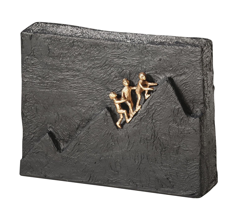 Ein Ziel anstreben - Bercker - Bronzeskulptur