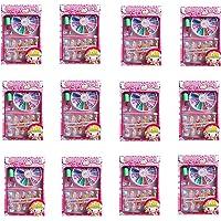 Jiada Nail Art Sets for Girls (Set of 12)