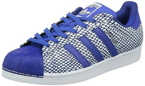 adidas Superstar Snake Pack - Zapatillas de Running para Hombre: Amazon.es: Zapatos y complementos