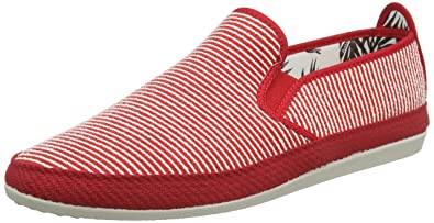 Flossy Brieva Red - Chaussures Espadrilles Homme