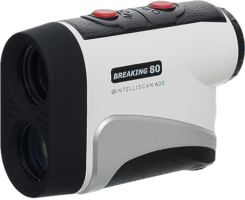 Breaking 80 SS600 Golf Slope Rangefinder