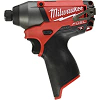 Milwaukee 2453-20 M12 Fuel 1/4 Hex Impact Driver tool