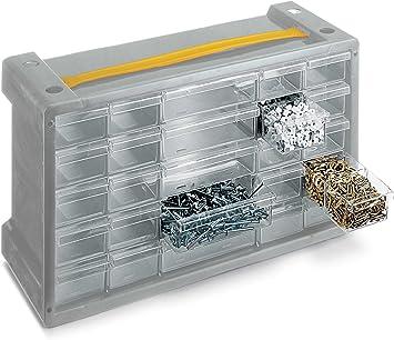 Terry Poker 25 - Caja organizador: Amazon.es: Bricolaje y herramientas