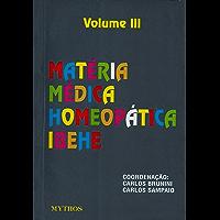 Matéria Médica: Volume III